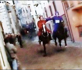 corsa cavalli sardegna