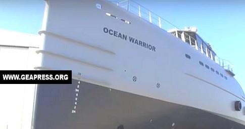 ocean warrior 2